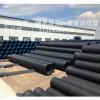 钢带增强HDPE波纹管 河南海水 雨水输送排水管道