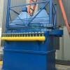 锅炉除尘器仓顶收尘器面粉厂单机脉冲布袋除尘器