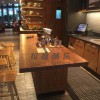 西安西餐厅实木吧桌定制厂家直销