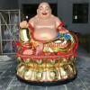 宁夏大型弥勒佛佛像 环球雕塑弥勒佛佛像彩绘 永宁县佛像厂家