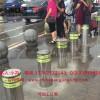 湖北升降路桩厂家 孝感阻车升降柱 部队专用阻车路桩 路桩图片