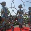 山西人物不锈钢雕塑 人物雕塑厂家