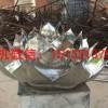 广西不锈钢荷花雕塑 荷花不锈钢雕塑厂家