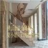 欧式铝楼梯刻护栏铝艺旋转楼梯扶手
