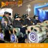 VR坦克 VR6座坦克 VR设备厂家TOPOW VR体验馆加盟