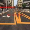 惠州工厂划消防线_惠州车位划线_惠州热熔划线厂家