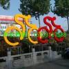 荆州人物骑车雕塑 不锈钢抽象雕塑 不锈钢雕塑厂家