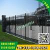 肇庆工厂围墙护栏供应云浮小区锌钢栅栏 草坪围栏单价