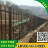 工厂护栏 江门驾校防撞防爬栅栏 带花条形喷涂栏杆价格