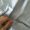 纯棉男士斜纹棉布短袖春夏薄款格子宽松套装