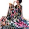 围巾厂家,汝拉服饰围巾生产厂家-具有围巾设计能力浙江厂家