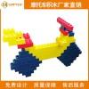 儿童泡沫拼装玩具批发 EPP摩托车积木