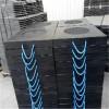 厂家定做直销 超高分子量聚乙烯垫板 耐磨抗冲击支腿垫板