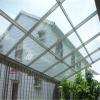 九州娱乐官网琦锋销售采光板雨棚吧 pc颗粒板 pc磨砂板透明