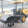 弗斯特3.5T轮胎式压路机价格低 全液压单钢轮压路机动力强劲