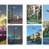 庭院灯户外led路灯小区公园太阳能庭院灯花园灯定制