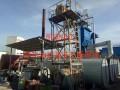 组图:湖南张家界沥青搅拌站导热油炉清洗工程结束 (1图)
