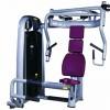 坐式双向推胸训练器,坐式划船练习器,坐式转体练习器,坐式大腿伸展练习器