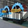 制砂生产线中新型洗沙机应用广泛