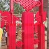 银川不锈钢中国结雕塑,银川不锈钢景观雕塑,银川雕塑厂家性价比高
