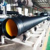 许昌钢带波纹管厂家 港口排污管