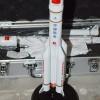 合金長征5號火箭模型批發廠家濟南航宇模型口碑好