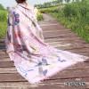 围巾贴牌,义乌外贸围巾厂家贴牌加工-汝拉服饰 按需定制围巾厂家