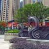 铸铜飞马雕塑,小区飞马雕塑,铸铜动物雕塑厂家