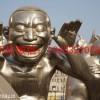 大型人物铜雕塑 城市大型雕塑制作