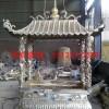 寺庙长方形铁香炉,宗教庙宇香炉,香炉生产厂家
