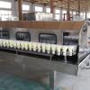 自动洗瓶机六轮冲控机广口瓶冲瓶机回转式 玻璃瓶洗瓶机