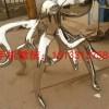 八爪鱼不锈钢雕塑 白钢不锈钢雕塑 甘肃不锈钢雕塑厂家