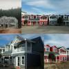 轻钢别墅 集成房屋装配式建筑 钢结构房屋轻钢住宅
