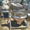 出售二手夹层锅200升500升1000L蒸汽夹层锅