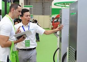 2019上海充电桩展览会/上海充电站展览会/上海新能源汽车展