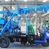 厂家专供三轮车载钻机车载水井钻机