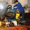 东莞东普专业维修裁断机 小型液压裁断机维修