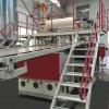 博宇SPC石塑地板生产线设备新技术和工艺