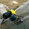 温室大棚养殖棚专用电动卷膜器配套一个电源统一控制棚内放风装置