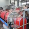 废热分配优质颗粒污泥干燥设备