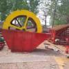 供应山东青州洗沙用两排斗轮式洗砂机
