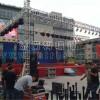 铝合金桁架 truss灯光龙门架 大型户外演出活动升降舞台架
