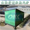 HF45高效节能生物质热风炉