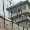 广西梅花刺网监狱防爬钢网墙护栏网/监狱护栏网