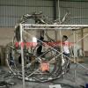 镂空水花不锈钢雕塑 不锈钢雕塑厂家 按需定制