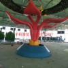 公园花朵雕塑 内蒙古不锈钢雕塑厂家直销 行业领先