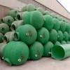 乌兰察布玻璃钢化粪池50立方米玻璃钢化粪池