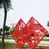 公园装饰剪纸不锈钢雕塑来电咨询