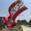 不锈钢蝴蝶景观雕塑 江西不锈钢雕塑厂家
