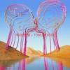 爱之吻不锈钢雕塑 新疆不锈钢雕塑厂家